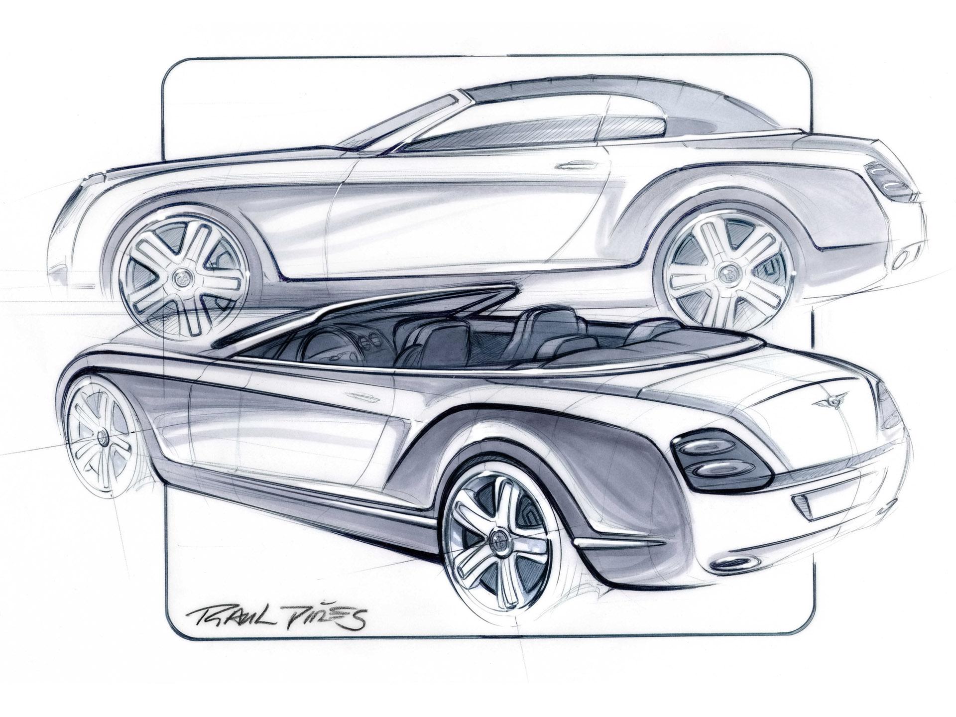 1920x1440 2006 Bentley Continental Gtc Convertible