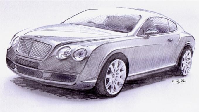 680x383 Bentley Sculpture
