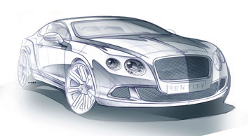 355x194 The New Bentley Continental Gt