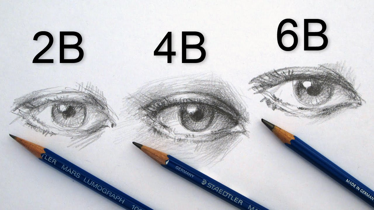1280x720 Best Pencils For Drawing
