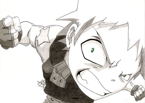 500x354 Soul Eater Images Best Drawing Of Evar!!! Hd Wallpaper