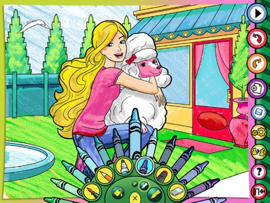 530x398 Crayola Colorstudio Hd Barbie Edition