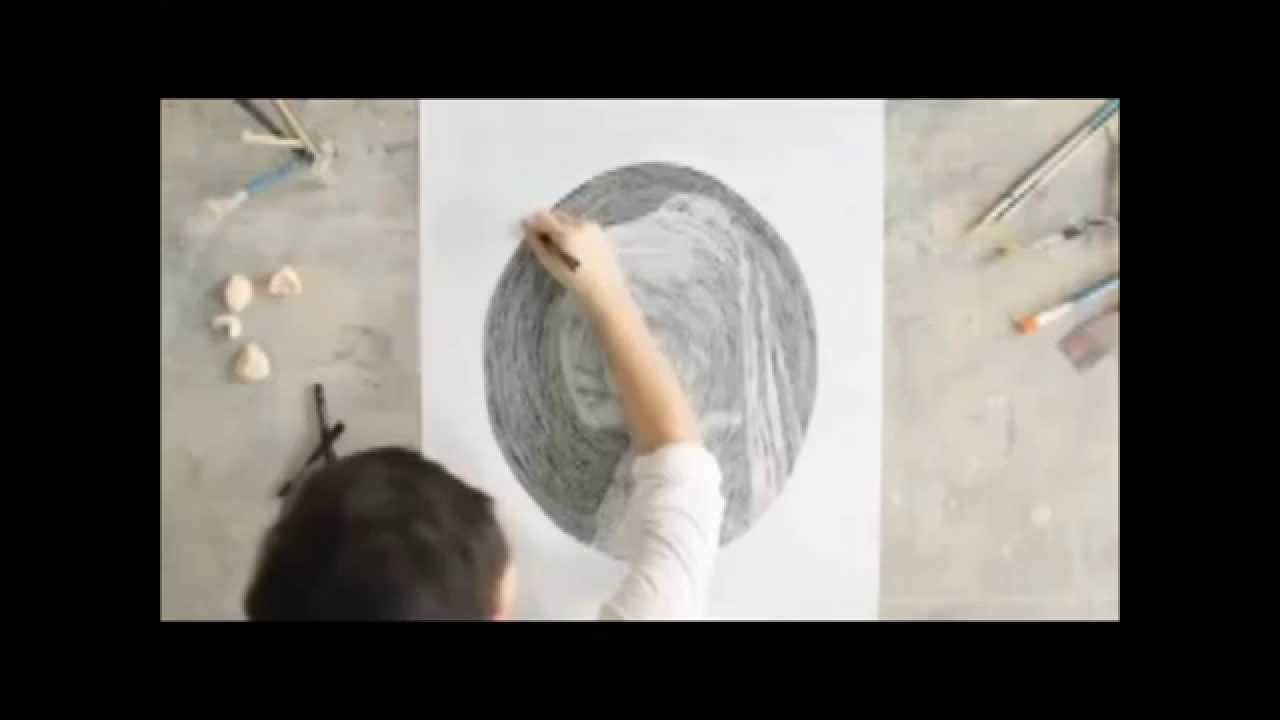 1280x720 Amazing Cycle Painting Unbelievable Drawing In The World 2015