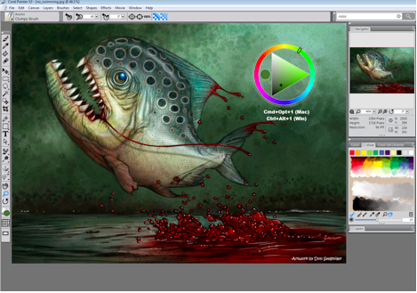 469x329 Top 20 Most Essential Software For Artists And Designers