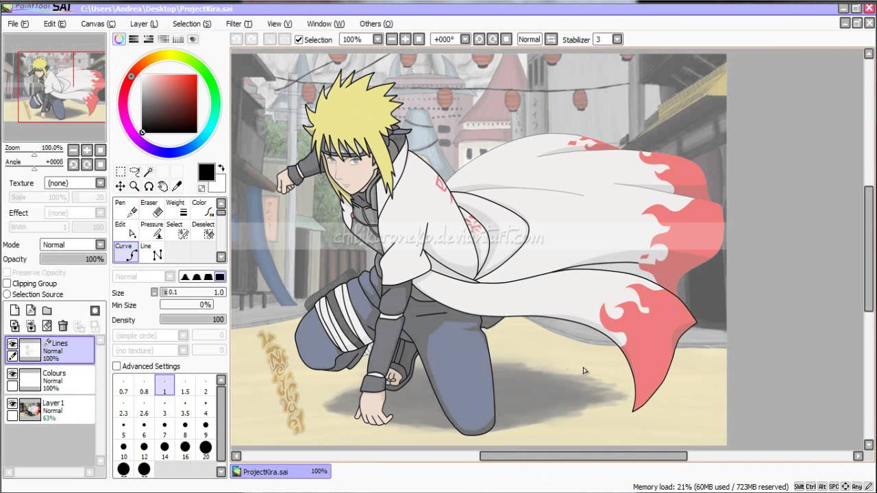 1280x720 What Software Is Good And Complete Useful For Drawing Anime