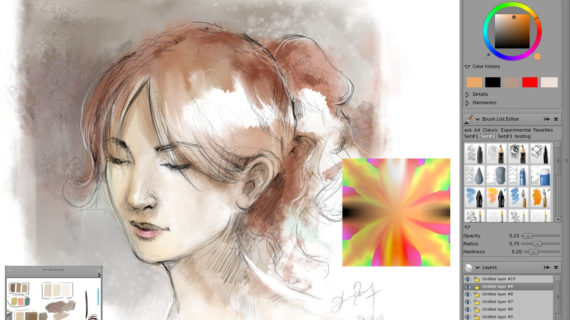 570x320 Best Free Program For Drawing Best Drawing Software Illustration