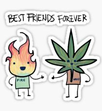 210x230 Best Friends Forever Drawing Stickers Redbubble