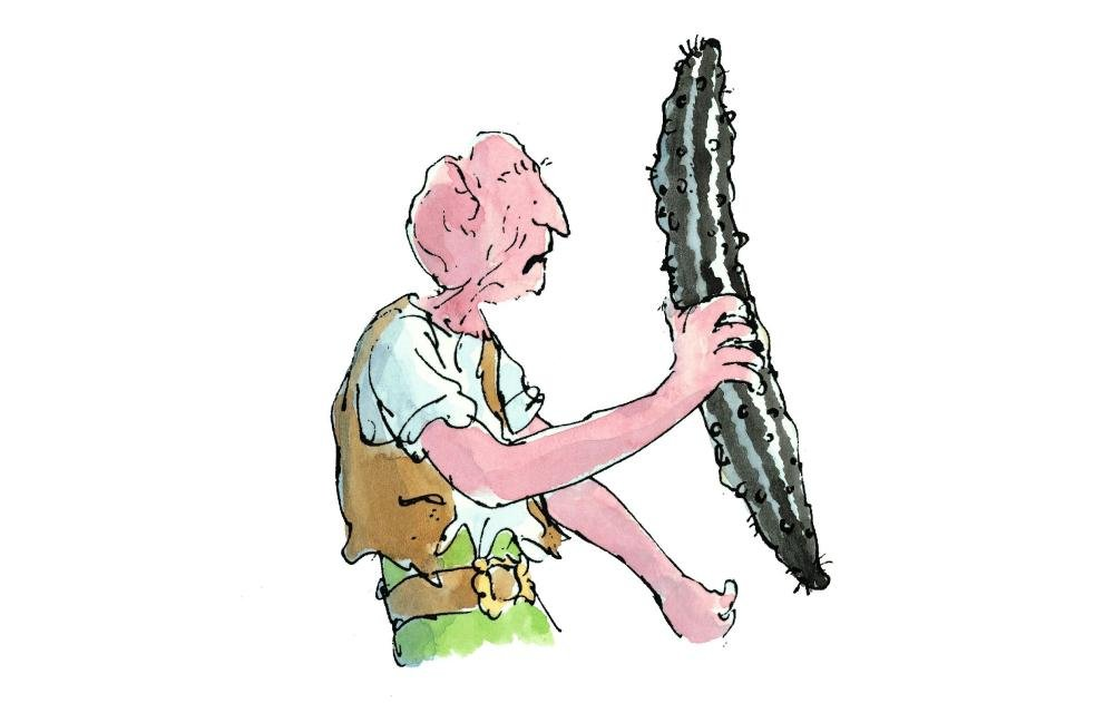 1000x631 Here's How To Draw Like Quentin Blake, Roald Dahl Book Illustrator