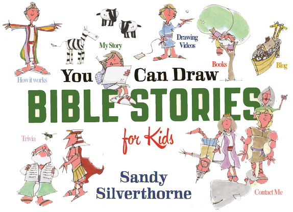 574x416 Welcome To You Can Draw Bible Stories!