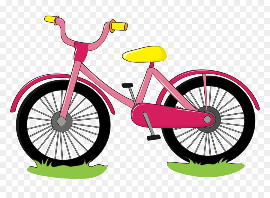 bicycle cartoon drawing at getdrawings com free for personal use rh getdrawings com bike clip art free bikes clipart black and white