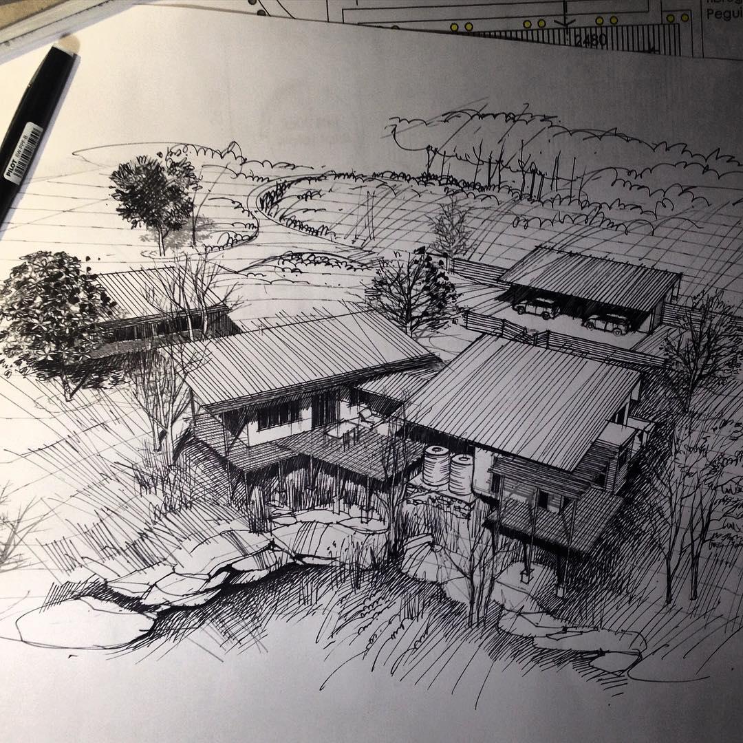 1080x1080 Big Roofsnd Big Decks Byrno Pieters Drawing