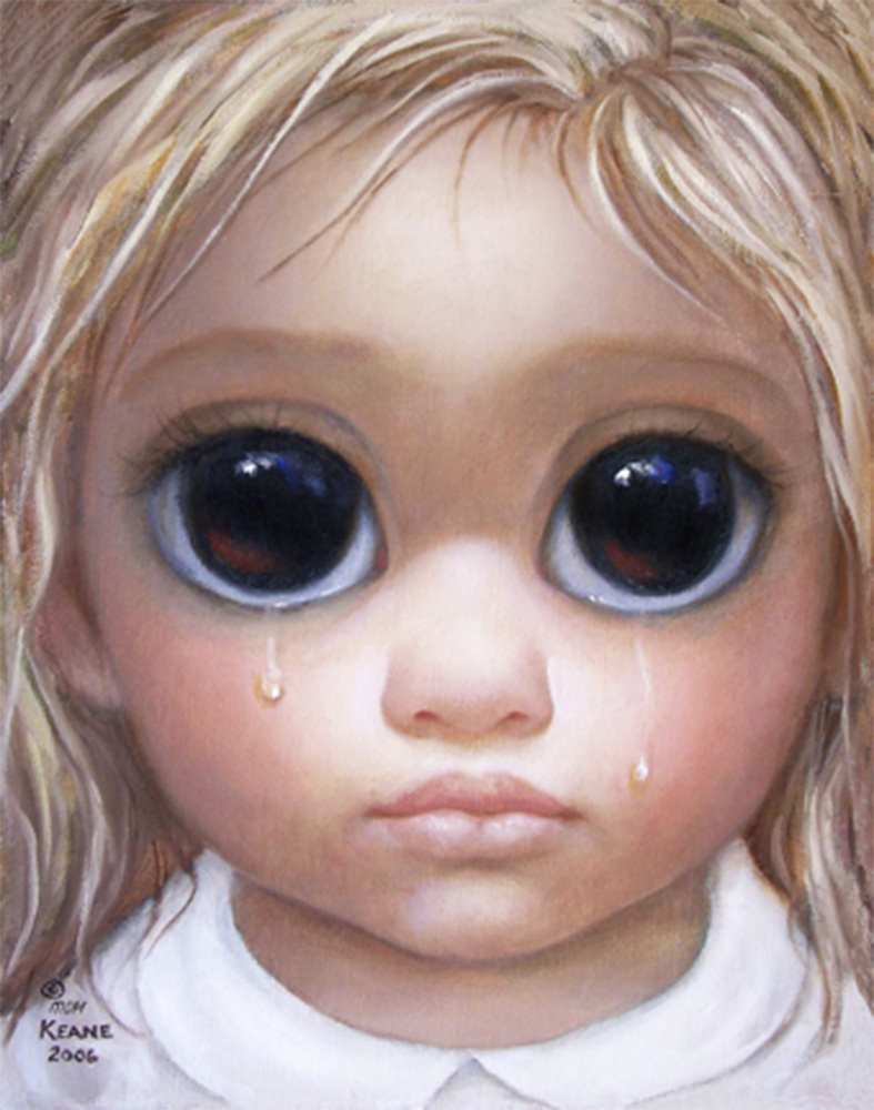 787x1000 Big Eyes Margaret Keane, Real Life And 1960s