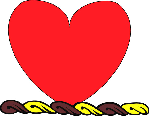 607x472 Love Heart Drawings, Cartoon Love Pictures Amp Love Images