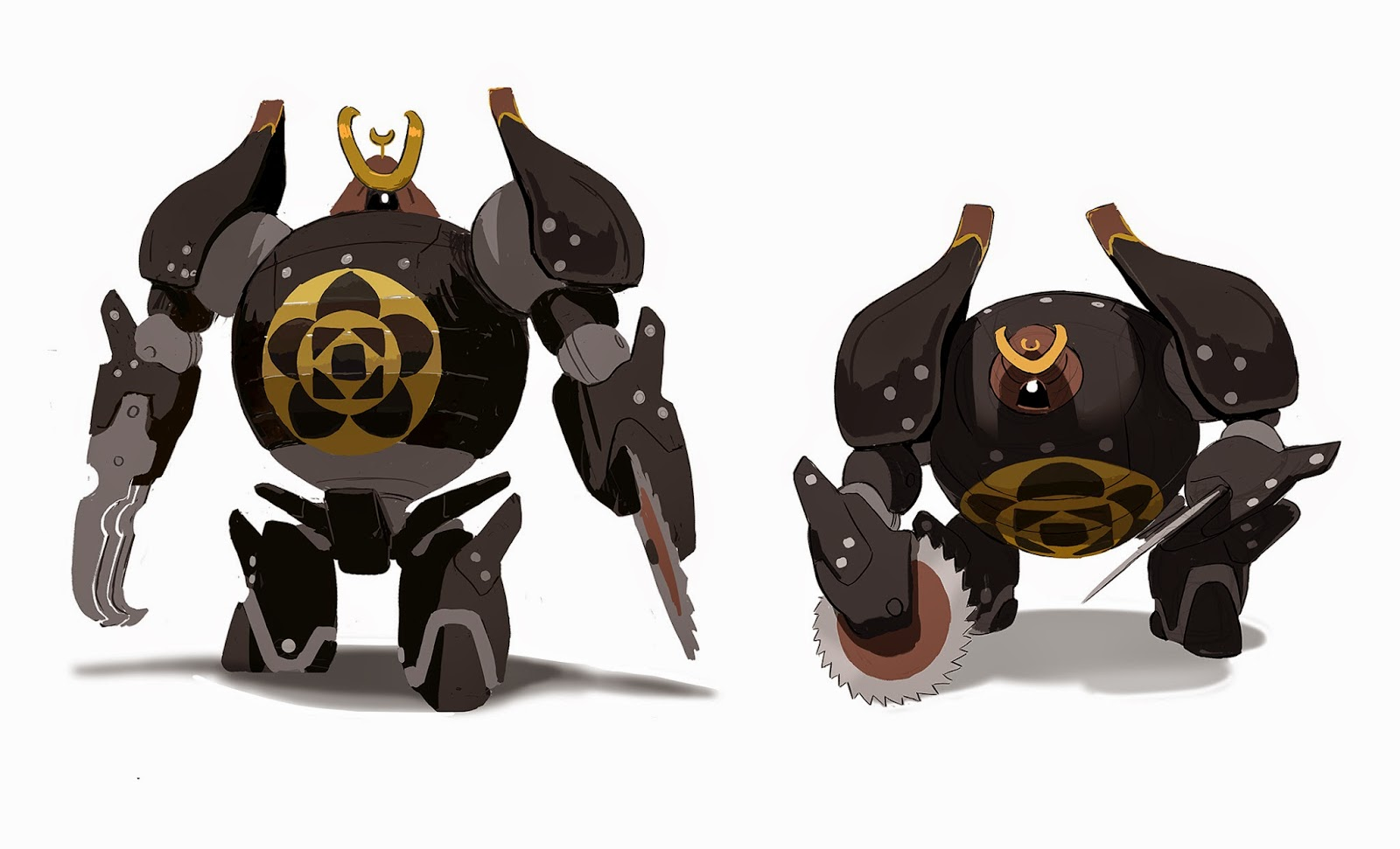 1600x971 The Art Of Kevin Nelson Big Hero 6 Robot Fighter Designs (Also