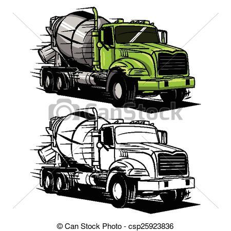 450x451 Coloring Book Big Truck Character. Coloring Book Big Truck