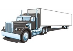 242x171 Size And Weight Of Indiana Semi Trucks Pose Risk To Motorists
