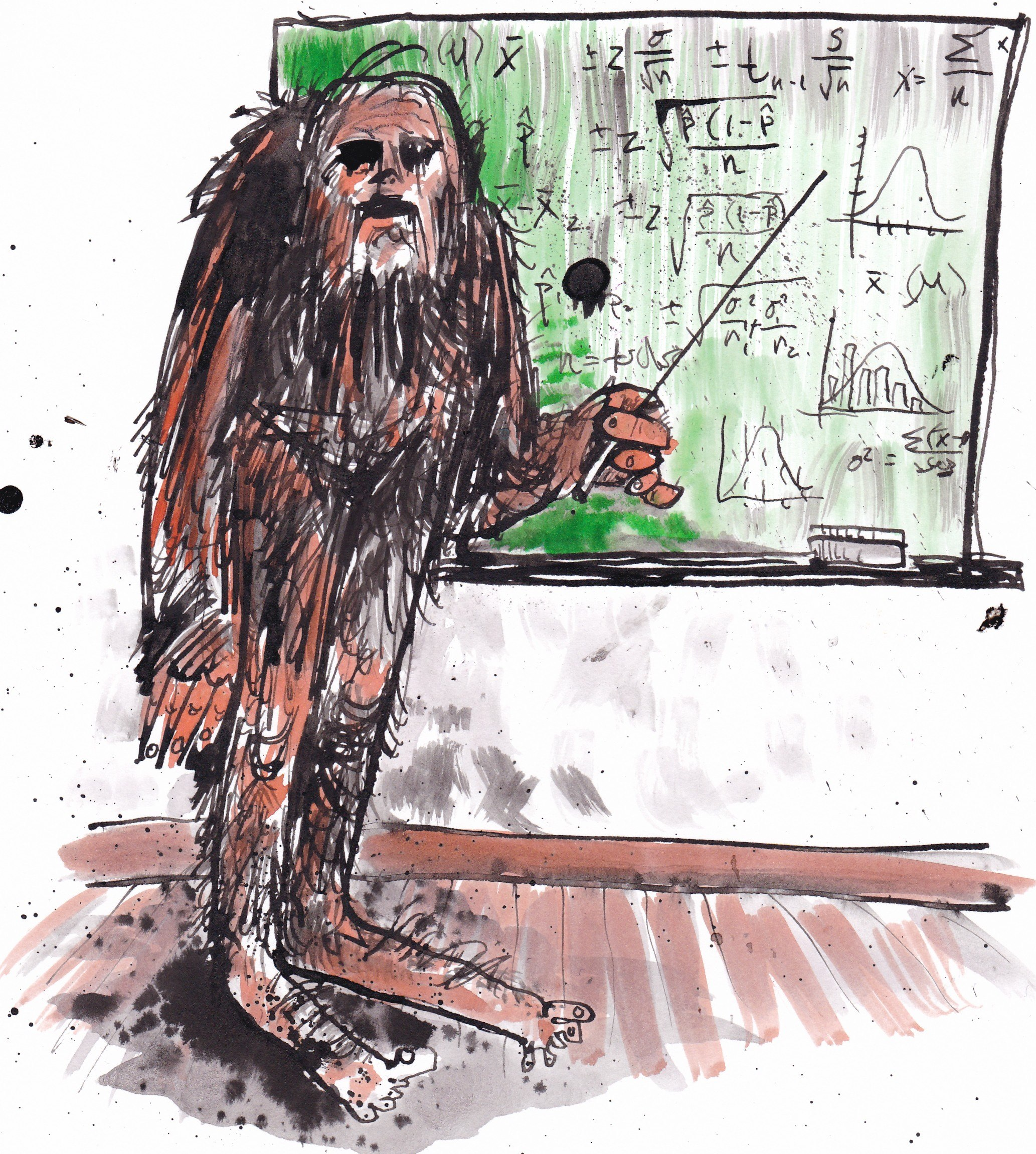 2066x2302 Bigfoot Teaches Statistics The Fisheries Blog