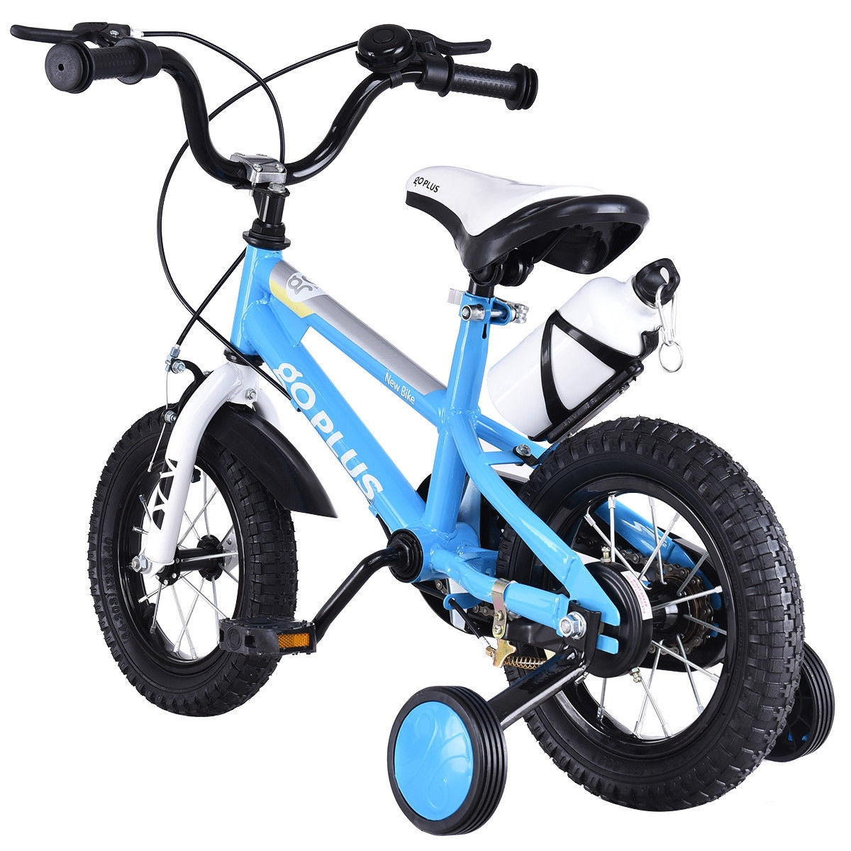 1200x1200 Goplus 12'' Freestyle Kids Bike Bicycle Children Boys Amp Girls W