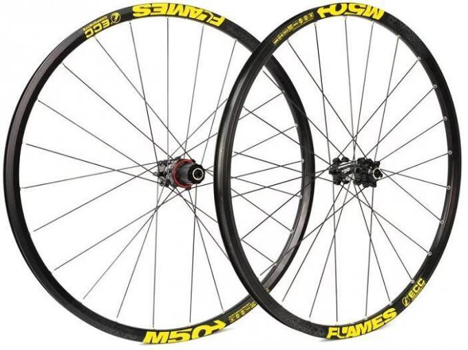 680x509 S50 26er S60 27.5 Mountain Bike Wheel Set For Mtb Bicycle Wheels