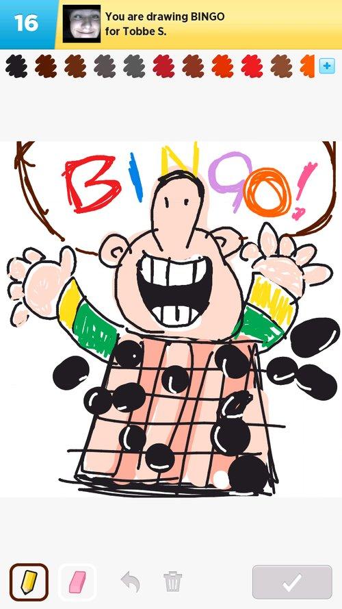 500x889 Bingo Drawings