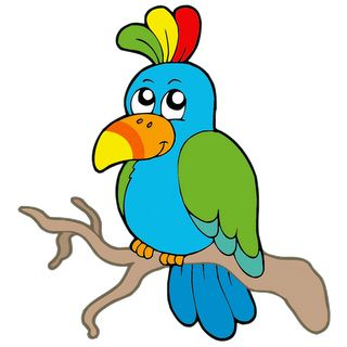 320x320 Cartoon Images Of Birds