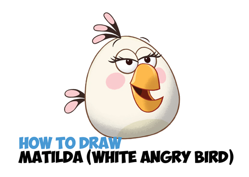 500x356 How To Draw Matilda