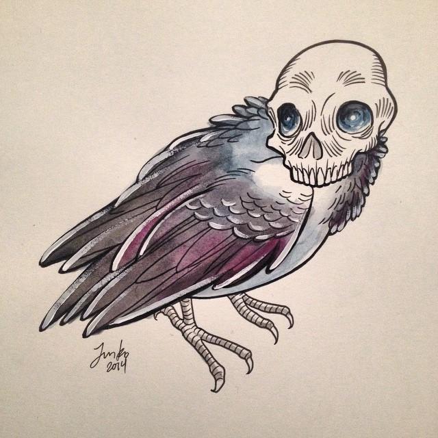 640x640 Pin By Emil Covarrubias On Cute Raven Art, Bird