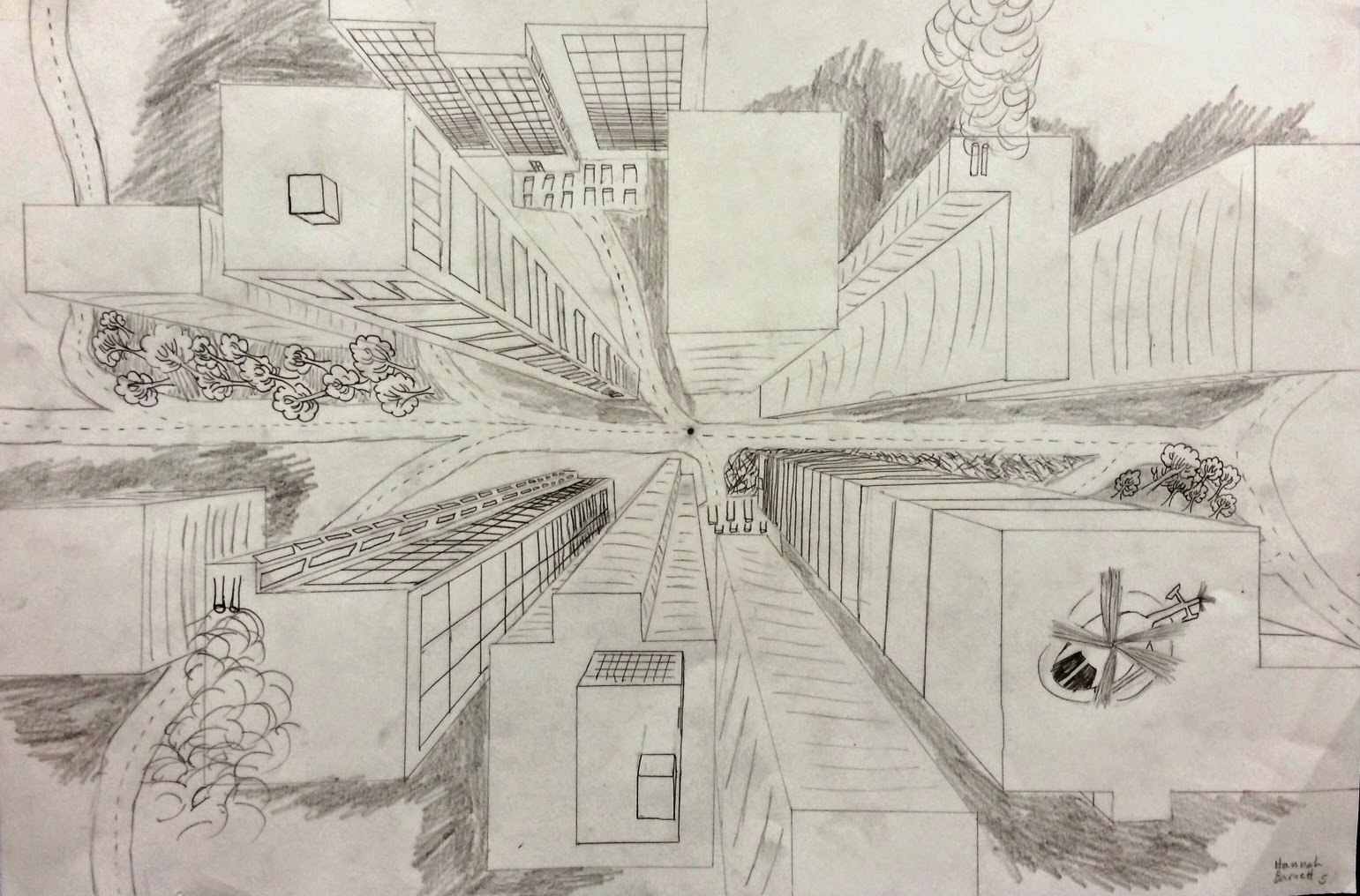 1541x1016 One Point Perspective Drawing Birds Eye View Best Quotes Of The Day