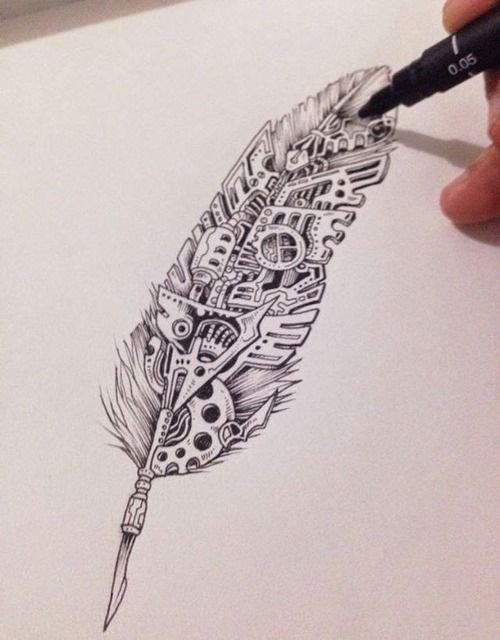 500x640 Feather