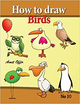 260x336 How To Draw Birds Drawing Book For Kids And Adults That Will