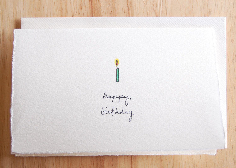 1500x1072 Simple Birthday Card