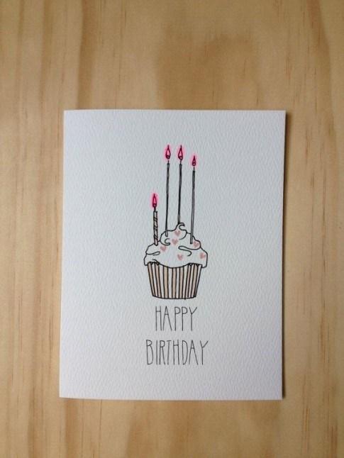485x646 Drawing Ideas For A Birthday Card Gift Card Ideas