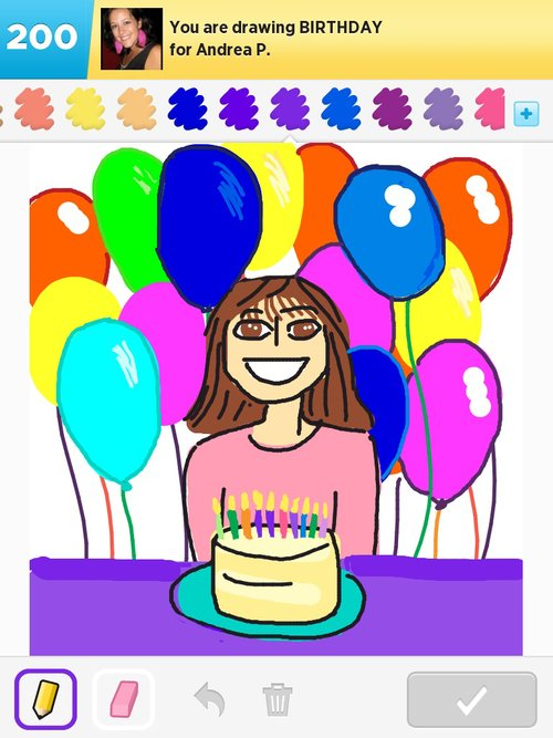 Birthday Drawing At Getdrawings Free For Personal Use Birthday