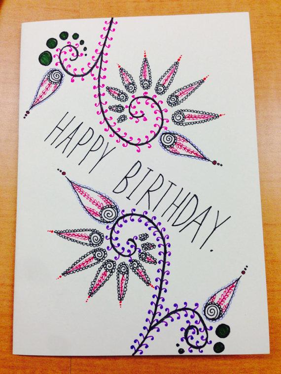 570x760 Ideas For Drawing Birthday Cards 175e15a6dc9213de831201a6929565ae