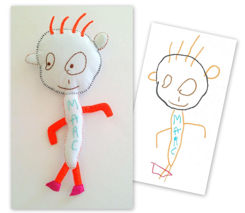 1500x1308 Kids Drawing Toy, Custom Birthday Gift Kids, Memory Gift