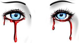 300x166 Bleeding Blue Eyes By Sweet