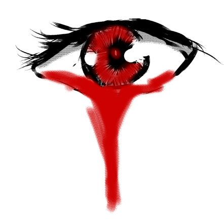 442x440 Bleeding Eye By Aleksvin