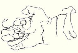 250x170 Improve Your Coordination With This Blind Contour Drawing Exercise