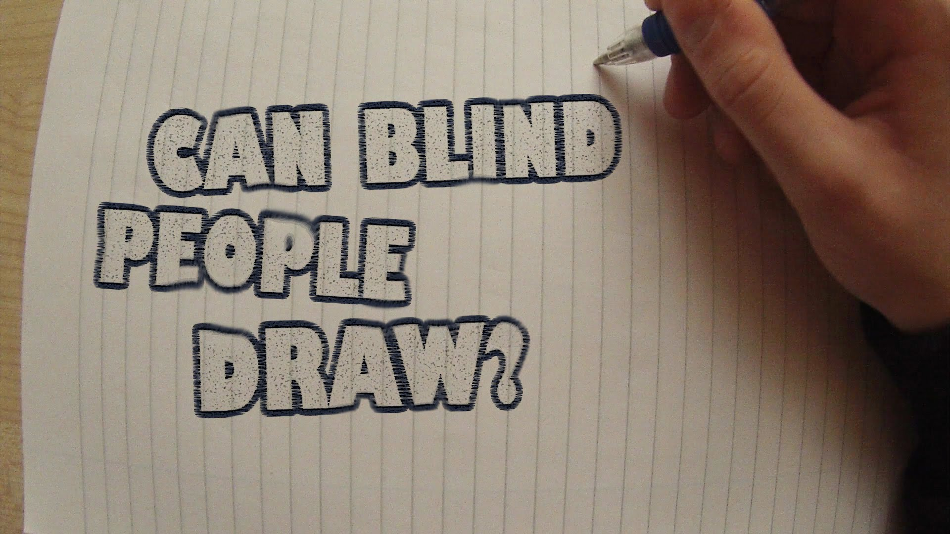 1920x1080 Can Blind People Draw Lucy Edwards