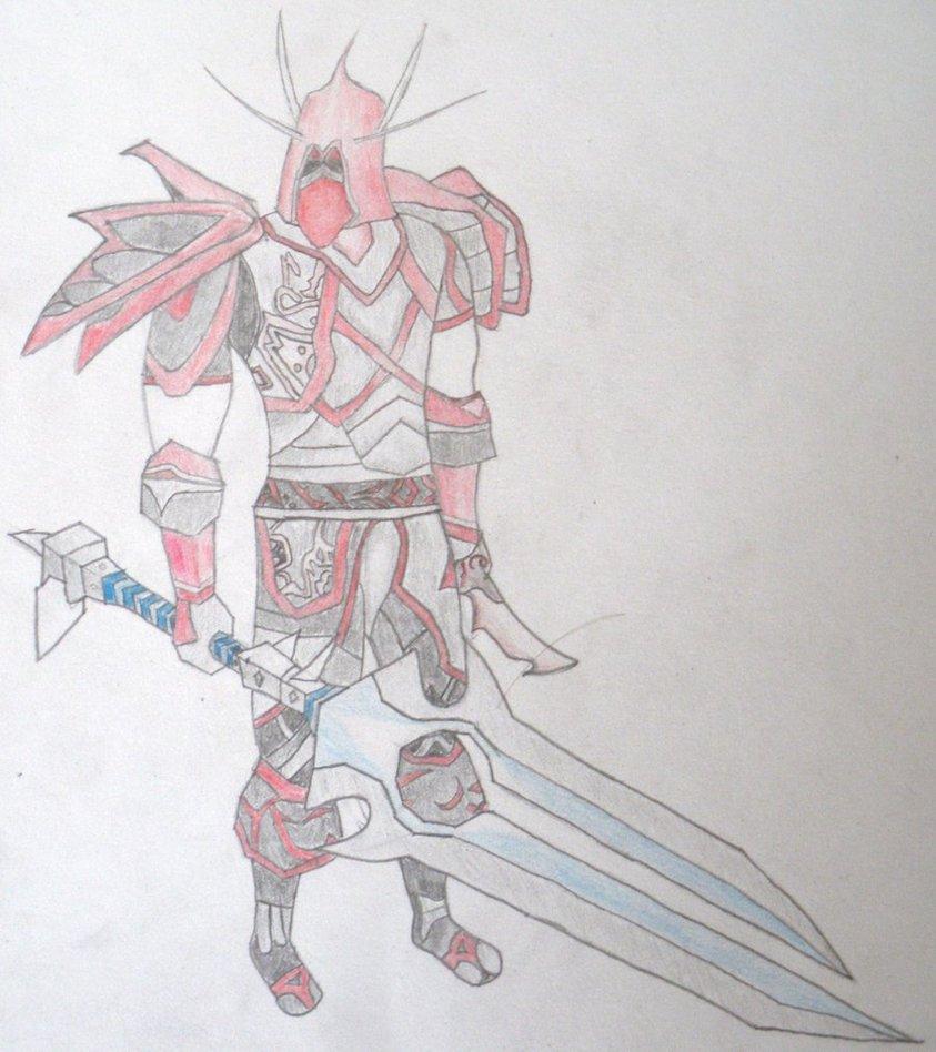 843x948 Blood Elf Rogue Tier 2 By Fera Steffen