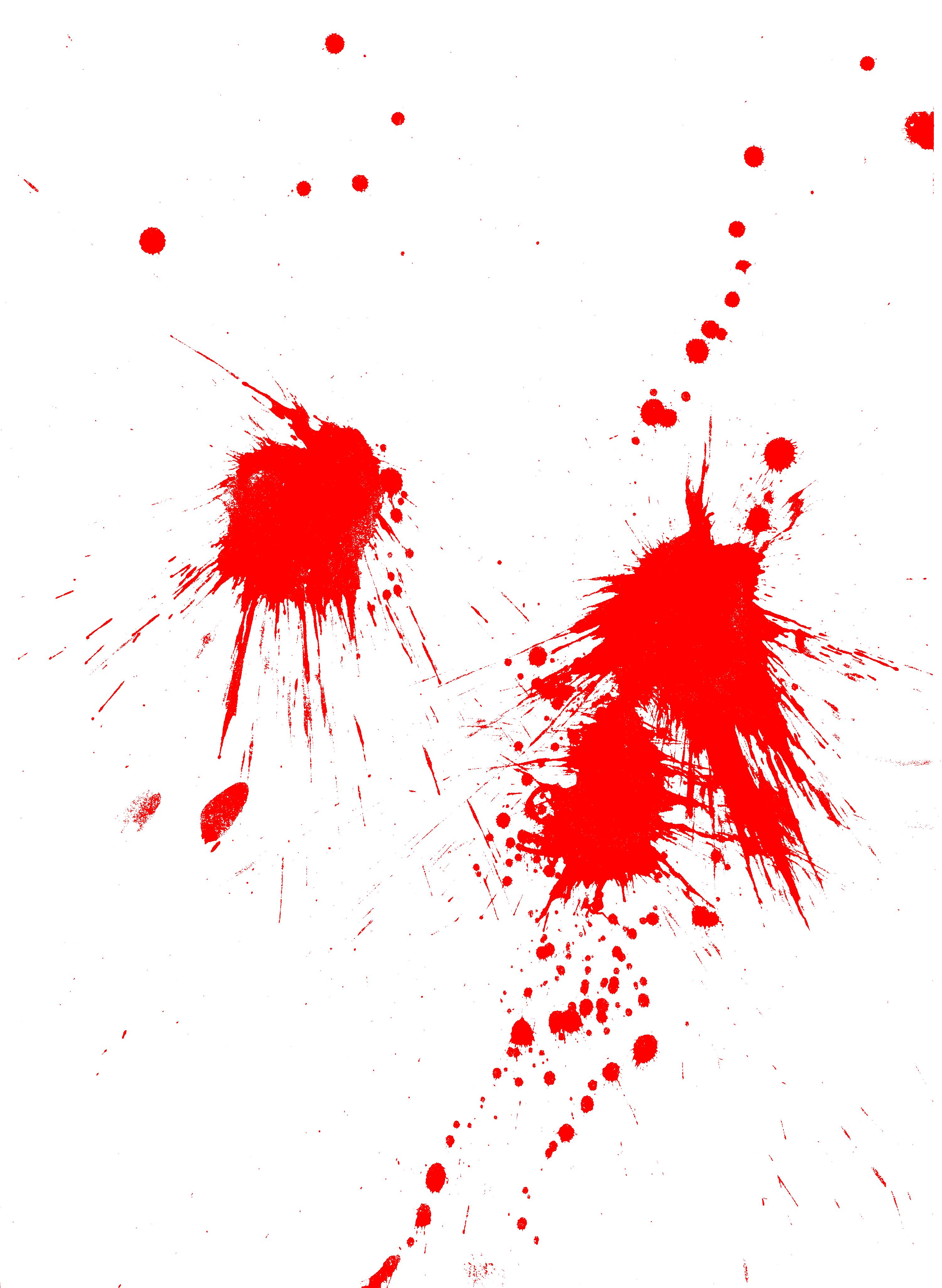 3000x4101 15 Blood Splatter Textures (Jpg)
