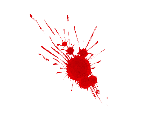 500x400 Blood Spatter By Deceptiicon