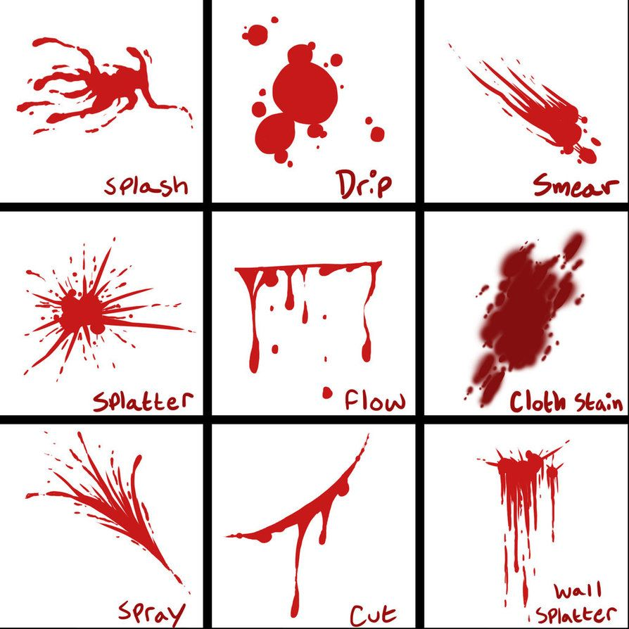 894x894 Some More Blood Behavior First One Here Baconoffury.