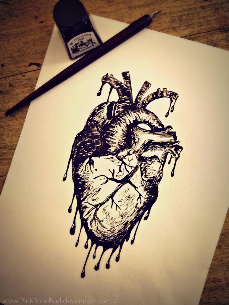 774x1032 Bleeding Heart A Bleeding Hearts, Tattoo And Tatting