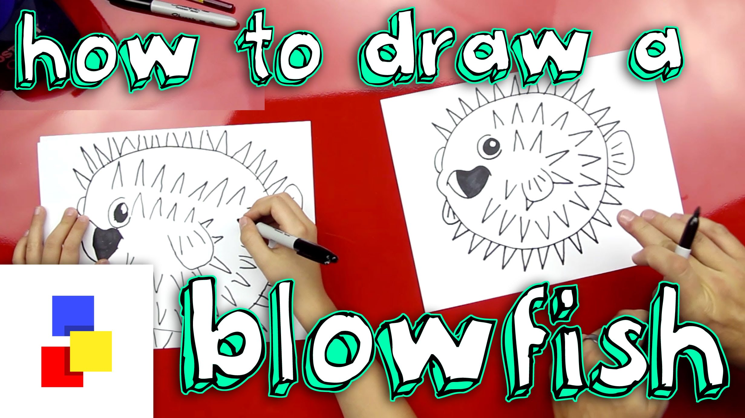 Blowfish Drawing at GetDrawings.com | Free for personal use Blowfish ...
