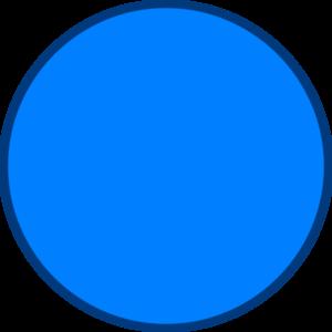 300x300 Blue Circle 2 Clip Art