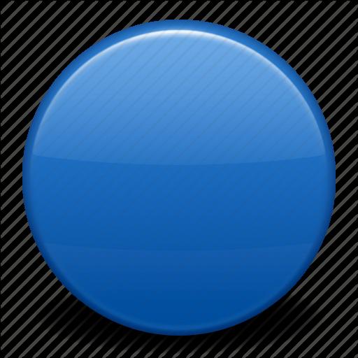 512x512 Blue Circle, Flag Icon Icon Search Engine