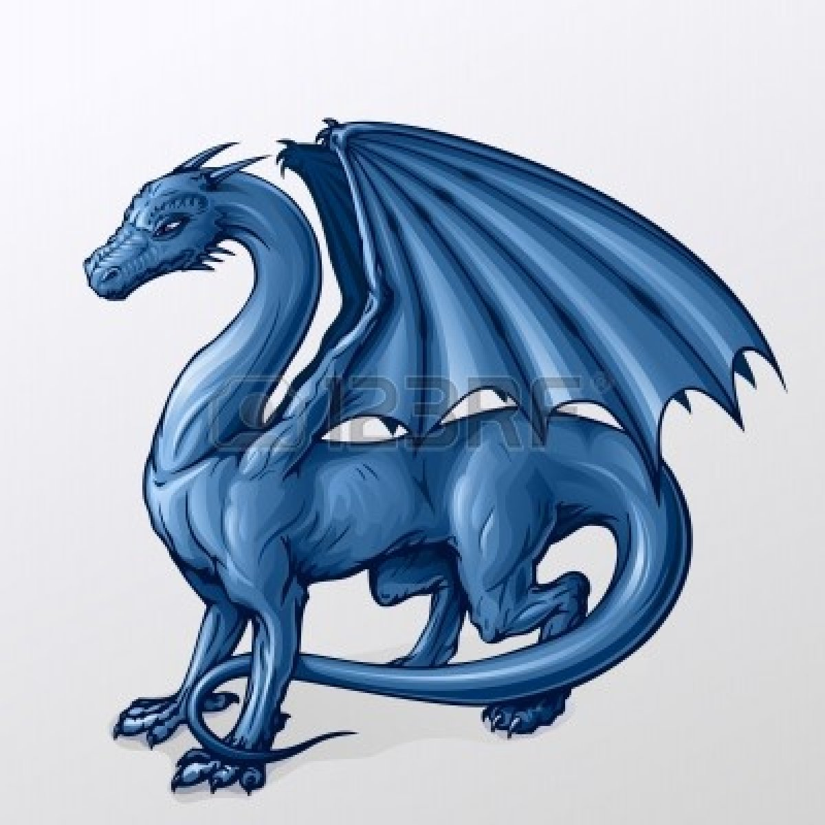 blue dragon drawing at getdrawings com free for personal use blue