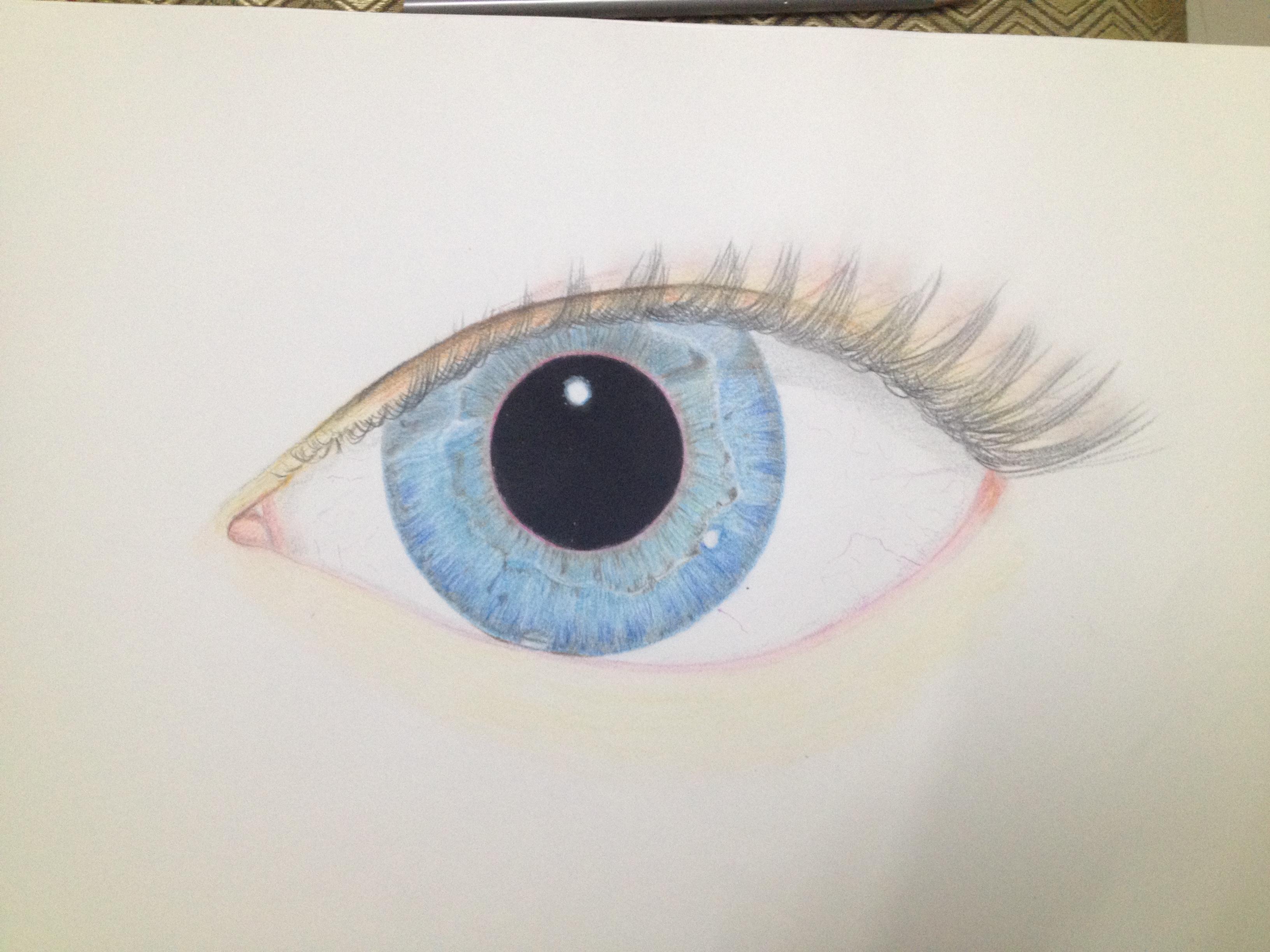 3264x2448 Draw An Eye Penpencilandstories (By Mita Jain)