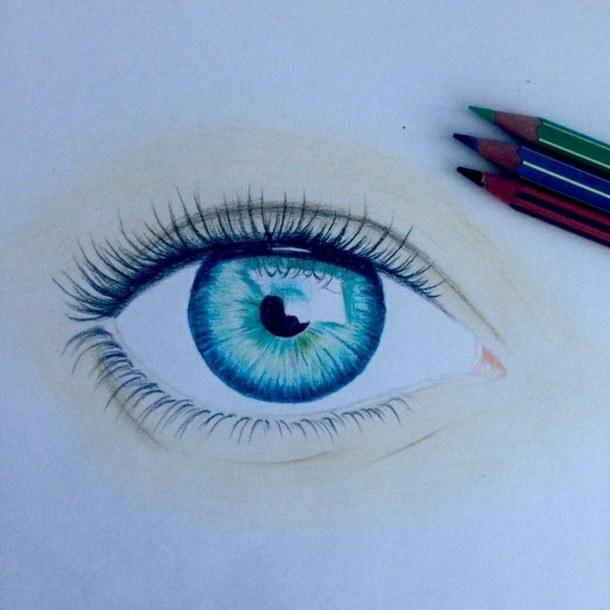 610x610 Eye
